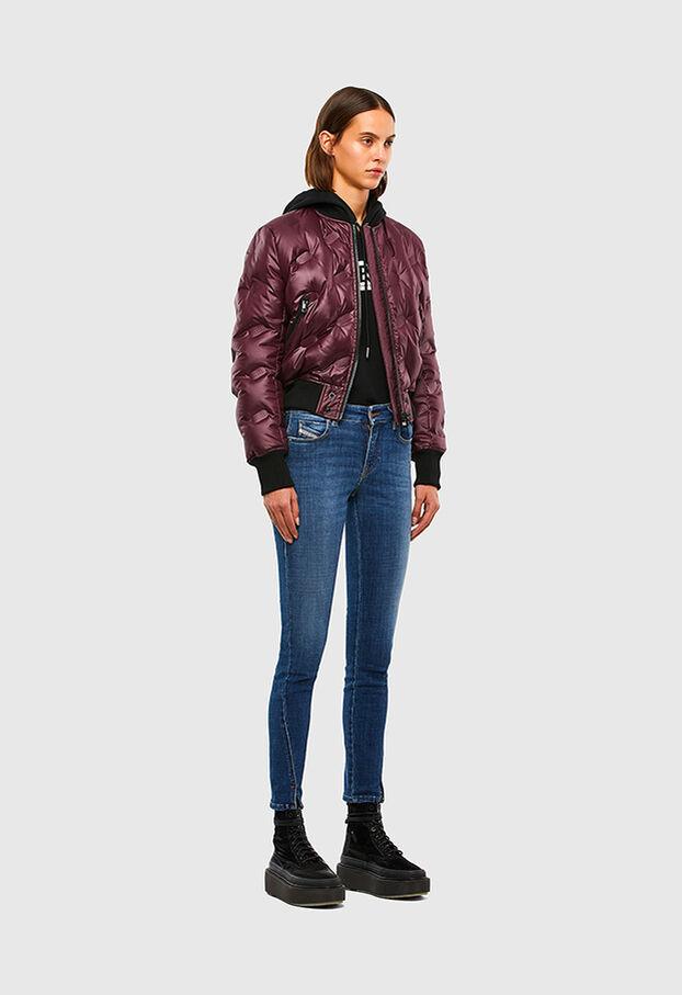 W-AVALES, Plum - Winter Jackets