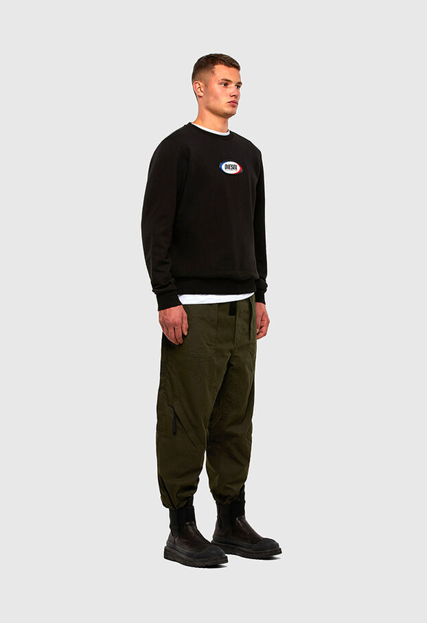 P-JARROD, Military Green - Pants