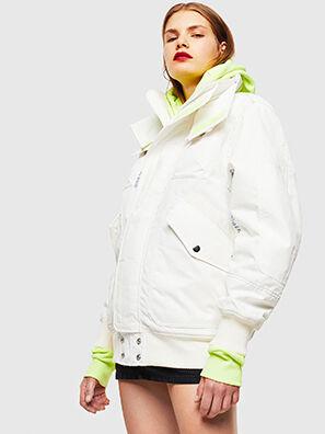 W-OKSO, White - Winter Jackets