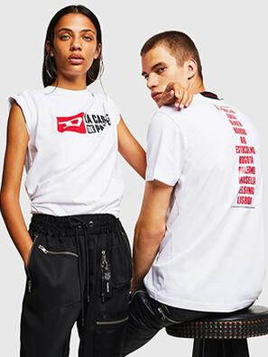 LCP-T-DIEGO-CASA, Black - T-Shirts