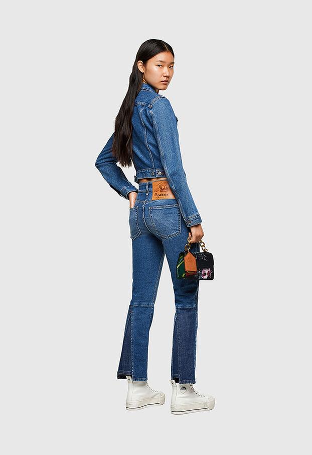 D-Earlie 009NP, Medium blue - Jeans