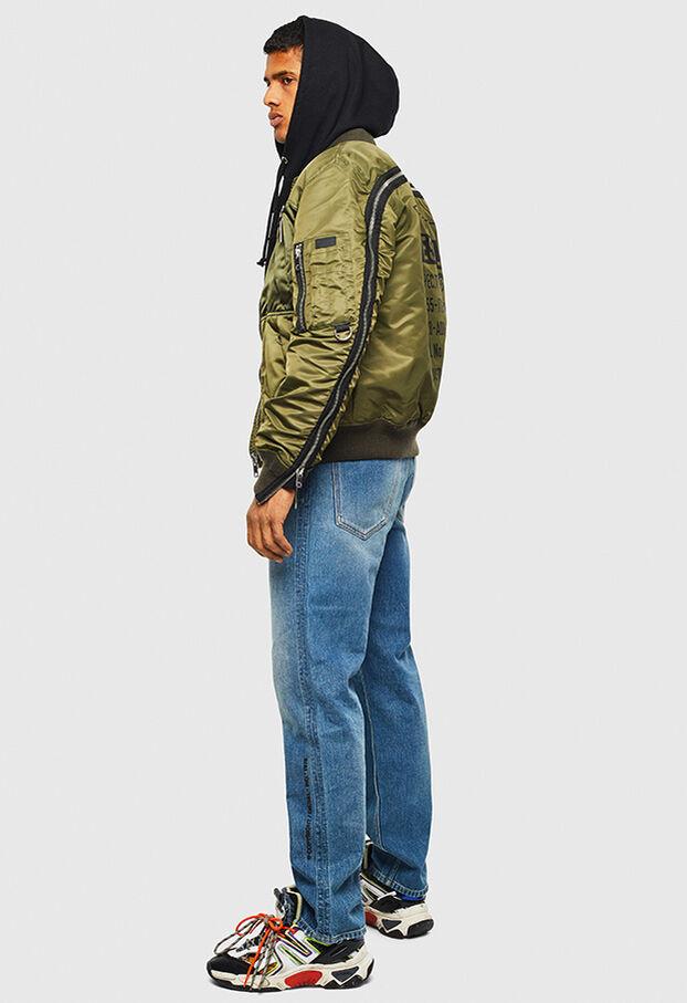 J-MARTEN, Military Green - Jackets