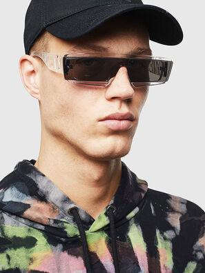 DL0318, White - Sunglasses