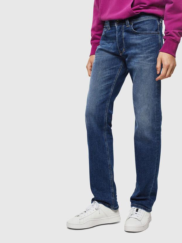 Larkee 0096E, Medium blue - Jeans