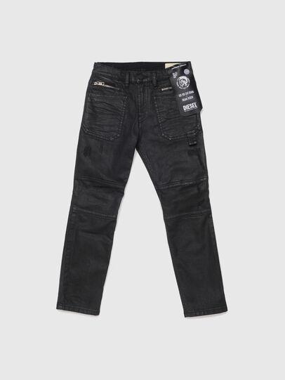 Diesel - D-PHORMER-J, Black/Dark grey - Jeans - Image 1