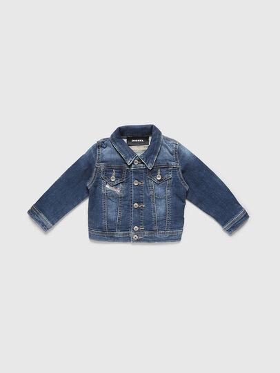 Diesel - JANOB JOGGJEANS, Medium blue - Jackets - Image 1