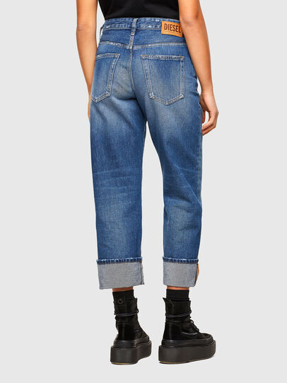 Diesel - D-Reggy 009RV, Medium blue - Jeans - Image 2