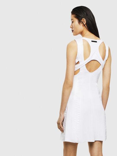 Diesel - D-AZURILE, White - Dresses - Image 2