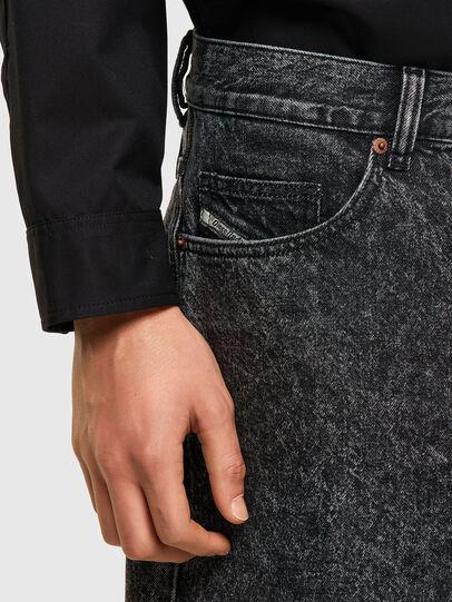 Diesel - D-MAXS-SP, Black - Shorts - Image 4