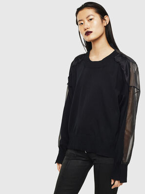 MOLLYS, Black - Knitwear