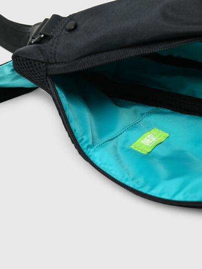Diesel - BODHIO WP, Black - Crossbody Bags - Image 4
