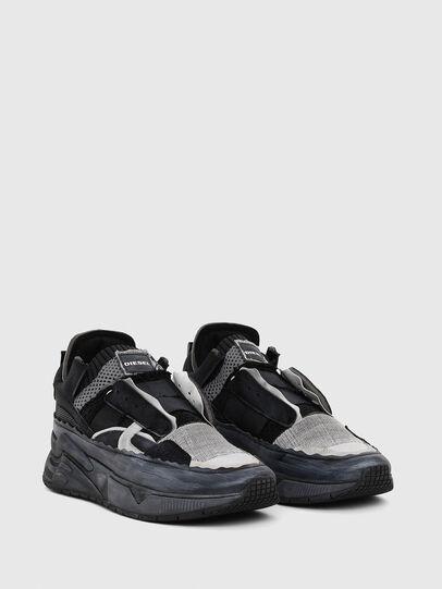 Diesel - S-BRENTHA DEC, Black - Sneakers - Image 2