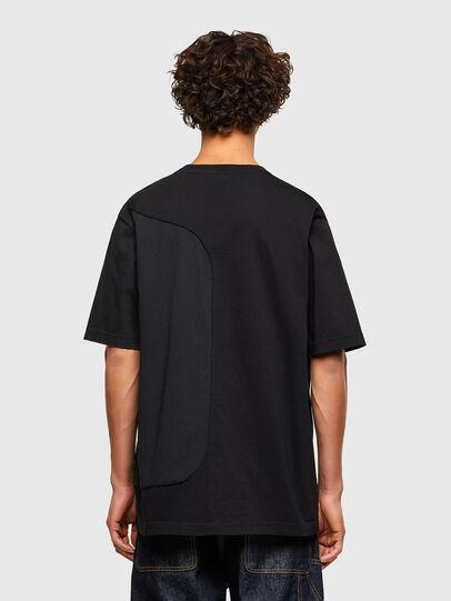 Diesel - T-BLAST, Black - T-Shirts - Image 2