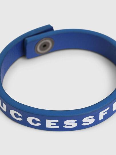 Diesel - A-CONCO, Blue - Bijoux and Gadgets - Image 2