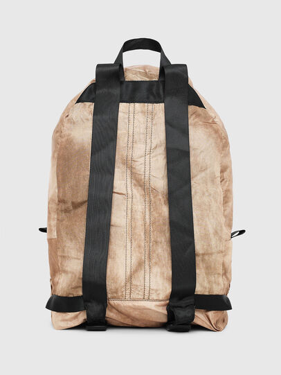 Diesel - BAPAK, Light Brown - Backpacks - Image 2