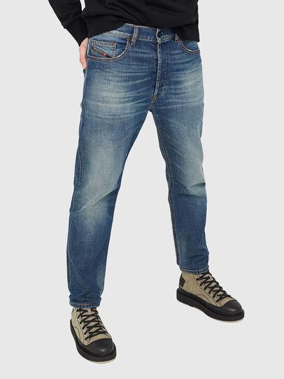 Diesel - D-Eetar 089AR, Dark Blue - Jeans - Image 1