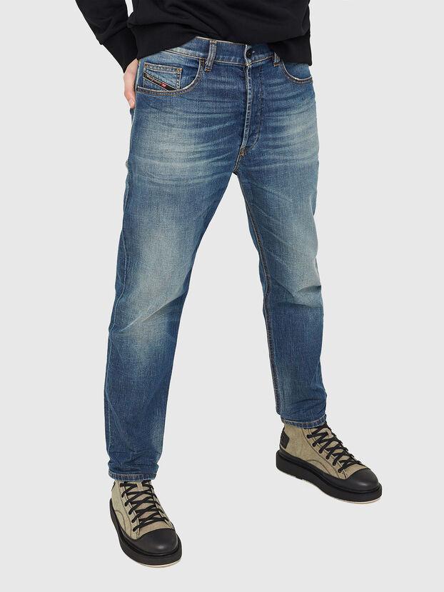 D-Eetar 089AR, Dark Blue - Jeans