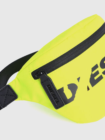 Diesel - SUSE BELT, Yellow Fluo - Bags - Image 2