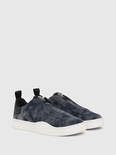 Diesel - S-CLEVER SO, Blue - Sneakers - Image 2