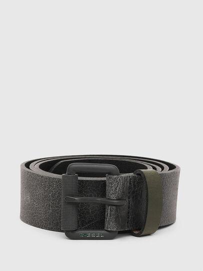 Diesel - B-CLIN, Black - Belts - Image 1