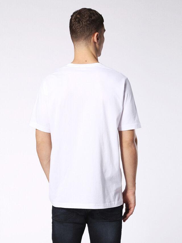 T-JUST-SV, White