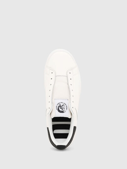 Diesel - S-CLEVER SO W, White/Black - Sneakers - Image 5