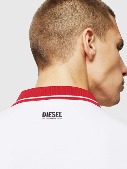 Diesel - LR-T-HART-VIC, White - Polos - Image 4