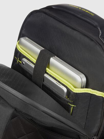 Diesel - KB1*19001 - OPENROAD, Black/Yellow - Backpacks - Image 4