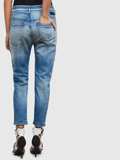 Diesel - Fayza JoggJeans 0099Q, Medium blue - Jeans - Image 2