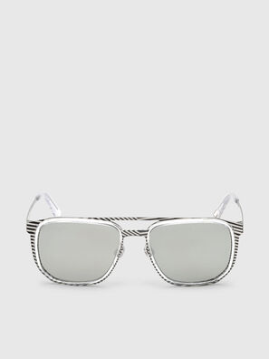 DL0294, White/Black - Sunglasses