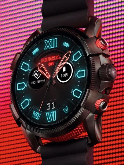 Diesel - DT2010, Black - Smartwatches - Image 2
