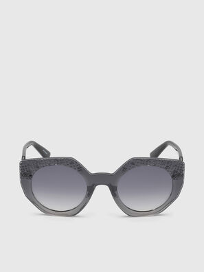DL0258, Grey - Sunglasses