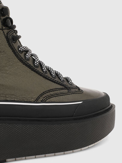 Diesel - H-SCIROCCO AB, Gold - Sneakers - Image 5
