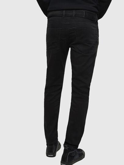 Diesel - Krooley JoggJeans 069JH, Black/Dark grey - Jeans - Image 2