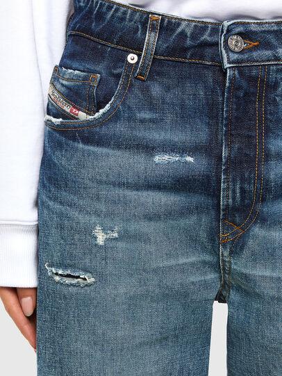 Diesel - D-Reggy 0079P, Dark Blue - Jeans - Image 3