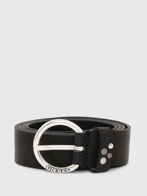 B-WANNA, Black - Belts