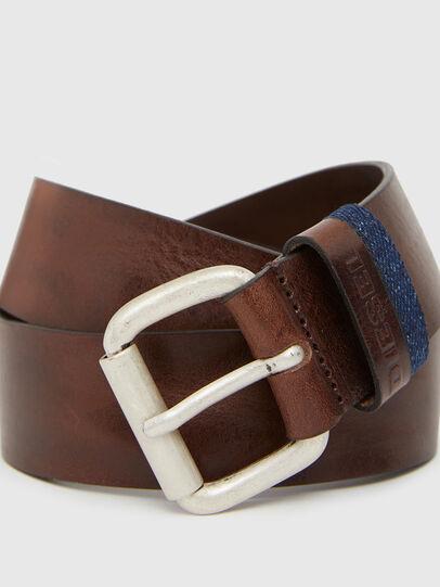 Diesel - B-DELOSO, Brown - Belts - Image 2