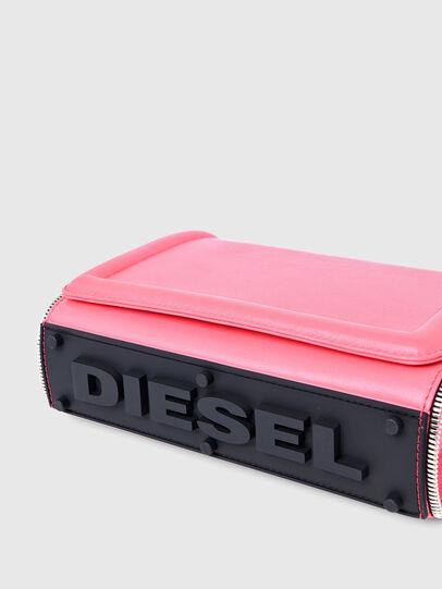 Diesel - YBYS M, Pink - Crossbody Bags - Image 6