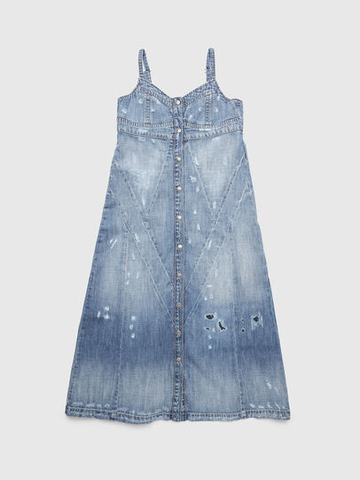 Diesel - DEARIN, Light Blue - Dresses - Image 1