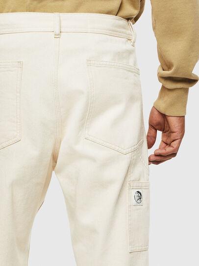 Diesel - P-LAMAR, White - Pants - Image 6