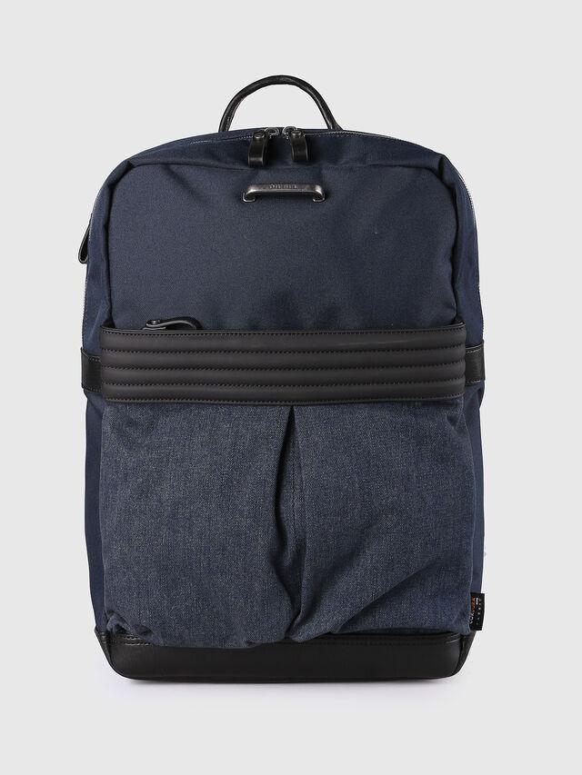 Diesel - M-PROOF BACK, Blue Jeans - Backpacks - Image 1