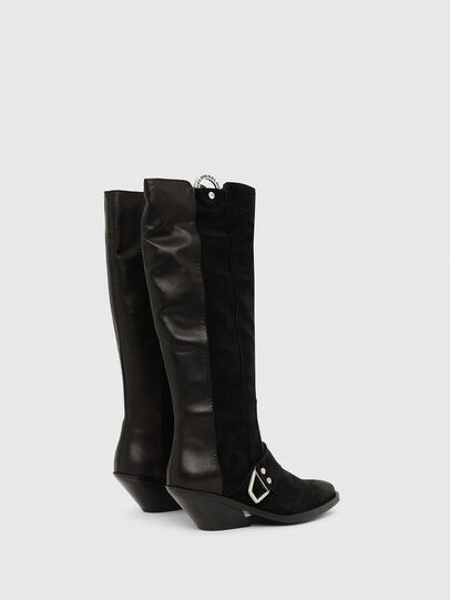 Diesel - D-GIUDECCA MBR, Black - Boots - Image 2