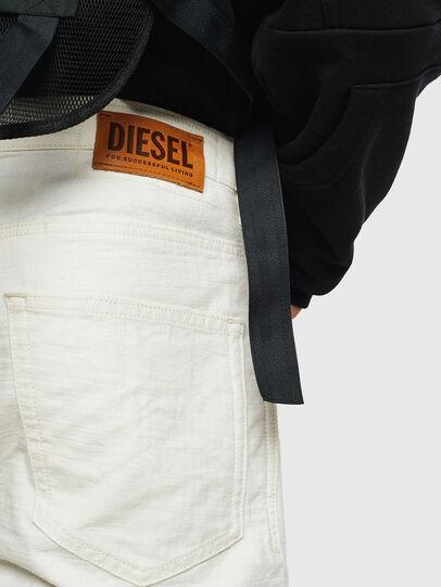 Diesel - D-Eetar 0078Z, White - Jeans - Image 5