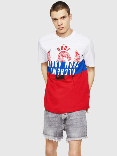 Diesel - T-JUST-A1,  - T-Shirts - Image 4