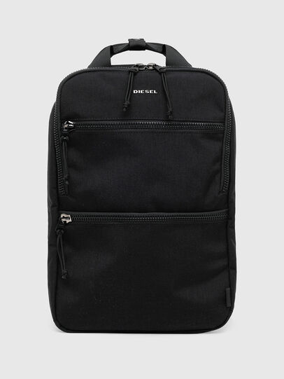 Diesel - GINKGO, Black - Backpacks - Image 1