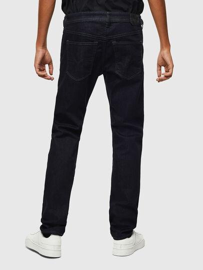 Diesel - Buster 0607A, Dark Blue - Jeans - Image 2