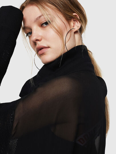 Diesel - M-TELY, Black - Knitwear - Image 3