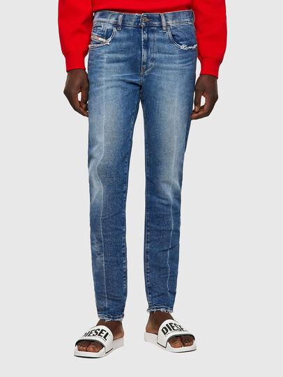 Diesel - D-Strukt 09A26, Medium blue - Jeans - Image 1