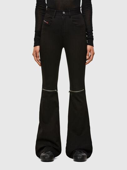 Diesel - P-BLESSYK, Black - Pants - Image 1