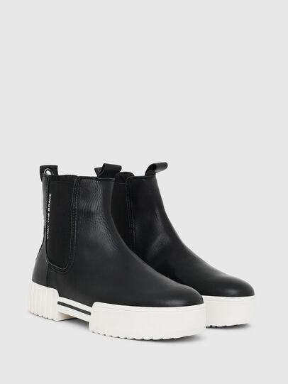Diesel - H-MERLEY CB, Black - Sneakers - Image 2